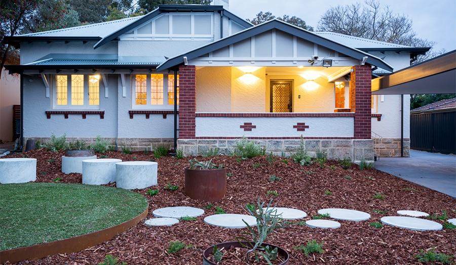 Mitchell Custom Homes baird